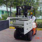 Čína Hydraulicky efektivní příslušenství k vysokozdvižnému vozíku Víceúčelová svorka