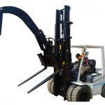 Hydraulická svorka pro vysokozdvižný vozík