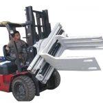 Příchytky pro vysokozdvižný vozík třídy 3 Svorka z bavlněných balíků s 575 - 2150 mm