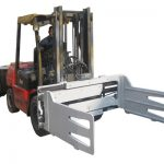2,2t Bale Clamp pro 3ton Forklift