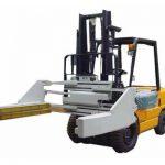 Rotační posuvná hydraulická betonová svorka pro vysokozdvižný vozík