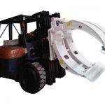 Svorka rotačního papíru třídy 2 pro připevnění vysokozdvižného vozíku