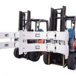 Hydraulické vysokozdvižné vozíky 25f Svorky na papírové role používané v obkladové desce sádrokartonu