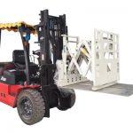 Přídavné zařízení pro posunovač vysokozdvižného vozíku, Přídavné zařízení pro vysokozdvižný vozík