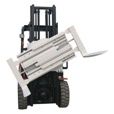 Čína Dodavatel 3 Ton Fork Svorky pro vysokozdvižné vozíky Otáčivé vidlice s vidlicemi
