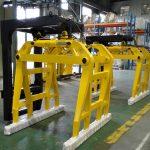 Kvalitní vysokozdvižný vozík s betonovým zvonem Typ Blokové svorky na prodej