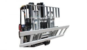 Závěsná vidlice pro vysokozdvižný vozík