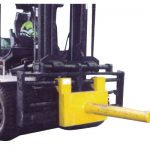 Spirálové výložníky PSM s kolíkovou hřídelí pro vysokozdvižný vozík